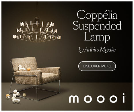 Moooi Coppelia - Suspended Lamp